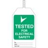 Etiquetas de seguridad Probado seguridad eléctrica
