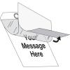 Etiquetas con logo, texto, foto o mensaje a medida.