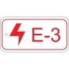Etiquetas para fuentes de energía: Eléctrico