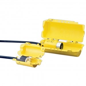 Sistema de bloqueo de conectores Hubbell