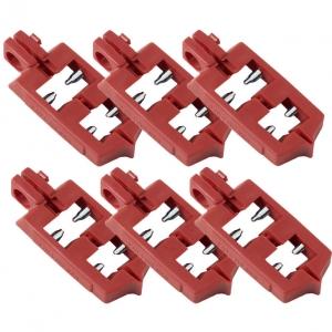Sistema de bloqueo de disyuntores unipolares