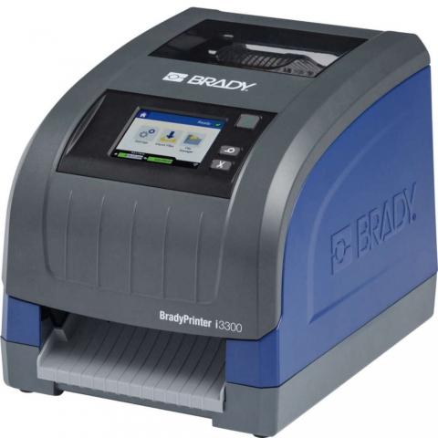 Impresora de etiquetas industriales BradyPrinter i3300