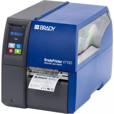 Impresora de etiquetas industriales BradyPrinter i7100