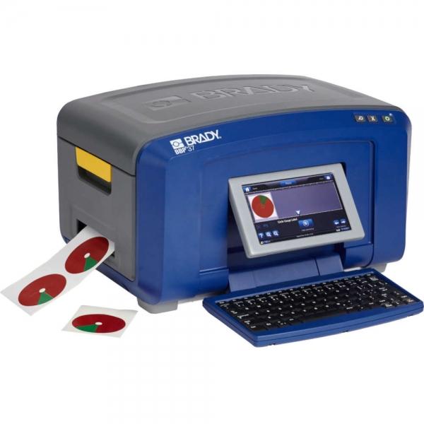 Impresora de etiquetas y letreros multicolores BBP37