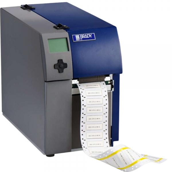Impresora de manguitos a doble cara de transferencia térmica BBP72