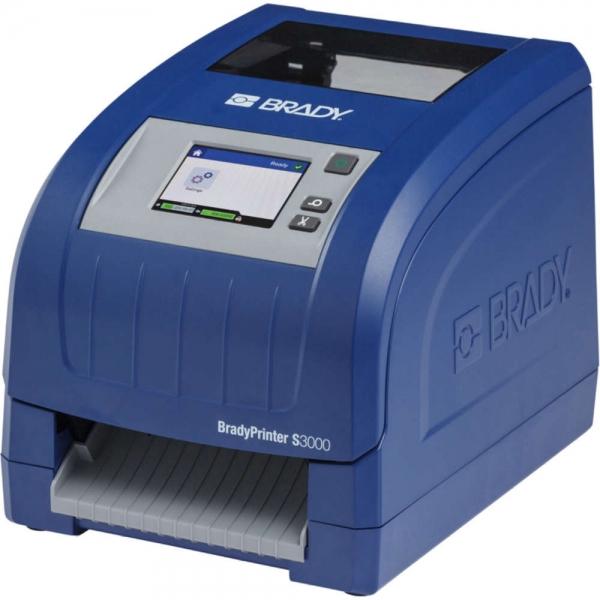 Impresora de señales y etiquetas BradyPrinter S3000