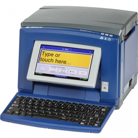 Impresora de señales y etiquetas BradyPrinter S3100