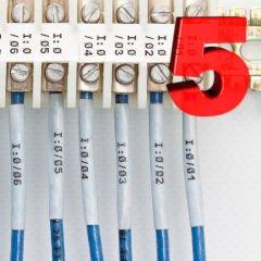 Cinco pasos para elegir una etiqueta