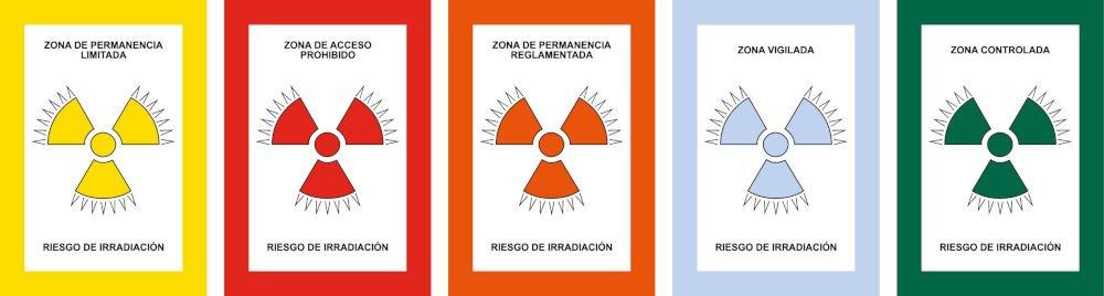 Señales Radiación