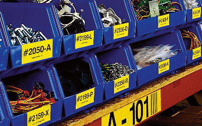 Organización de productos en almacén