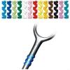 Supermaxi curls para identificación de instrumentos clínicos
