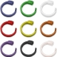 Anillos de fijación para uso para cesta de instrumentos clínicos