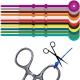 Maxi pearls para identificación de instrumentos clínicos