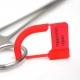 Etiqueta plástico para reparar instrumento clínico